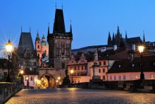 Prague Lesser Quoter Gate
