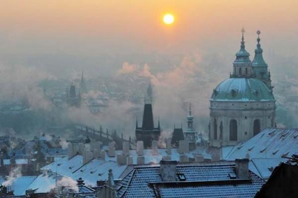 The Prague Sunrise Photo Tour