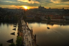 Prague Sunset Photo Tour