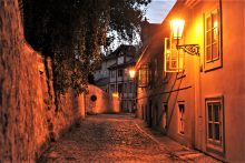 Prague Night Photo Tour